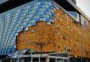 Свидетели разказаха за рухването на фасадата на мола в Благоевград (видео)