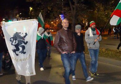 Костадинов: Кошмарът на българския политически елит е, че изтърва юздите на народа