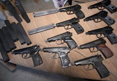 Чудо невиждано: Около 200 пистолета и 50 автомата са изчезнали от склад на МВР в София