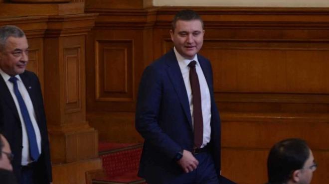 Ало, Валери Симеонов съм, какво стана с хазарта? Благодаря, и той ще е доволен…