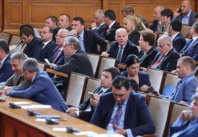 Депутатите ще дебатират по вота на недоверие