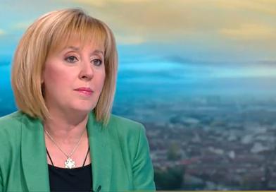 Мая Манолова: Борисов е с паник атаки и посттравматичен стрес, страх го е от гражданите