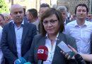 Корнелия Нинова: Сваляме събора от Бузлуджа на жълтите павета пред Министерски съвет