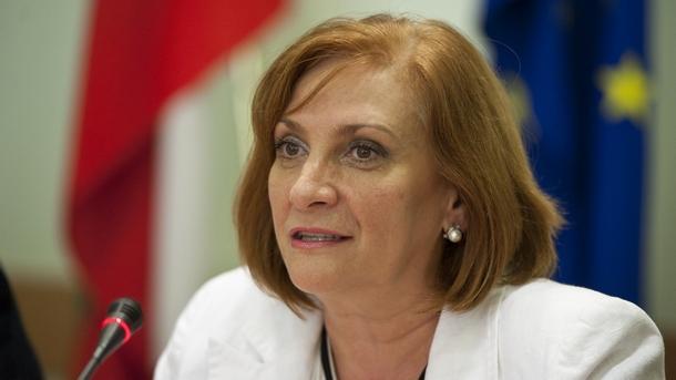 """Искра Михайлова бе преизбрана за заместник-председател на """"Обнови Европа"""" в ЕП"""